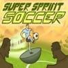 Fudbal super trčanje